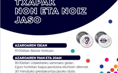 TXAPAK NON ETA NOIZ JASO